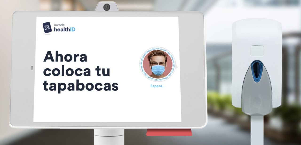 Incode lanza plataforma biométrica para el retorno seguro al trabajo