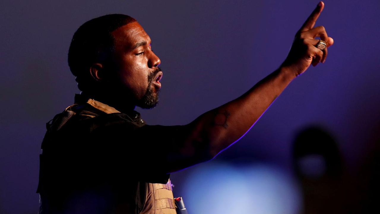 Kanye West, candidato presidencial de EU en Utah y Colorado