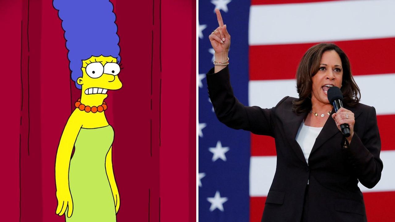 Asesora de Trump compara a Kamala Harris con Marge Simpson; así le responde el personaje amarillo