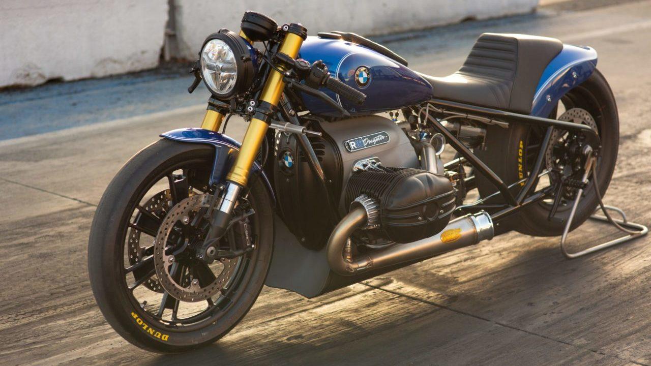 BMW Motorrad presenta la motocicleta 'R 18 Dragster'