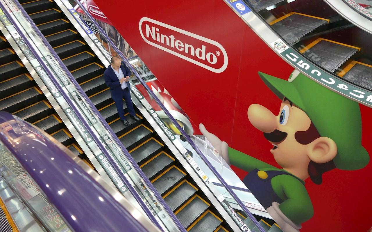Nintendo pronostica caída de 11.5% en ventas de Switch