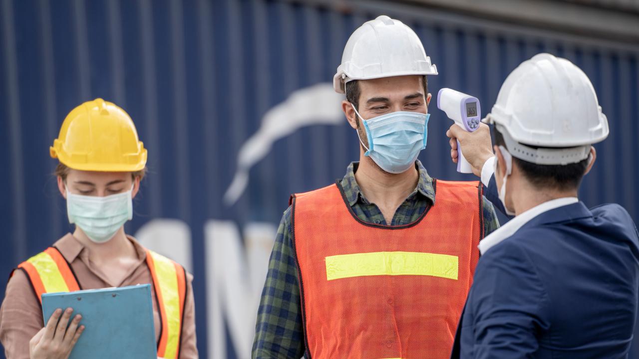 Protocolos de seguridad e higiene en los parques industriales