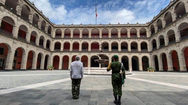 El caso García Luna revela que hubo 'narcoestado — AMLO