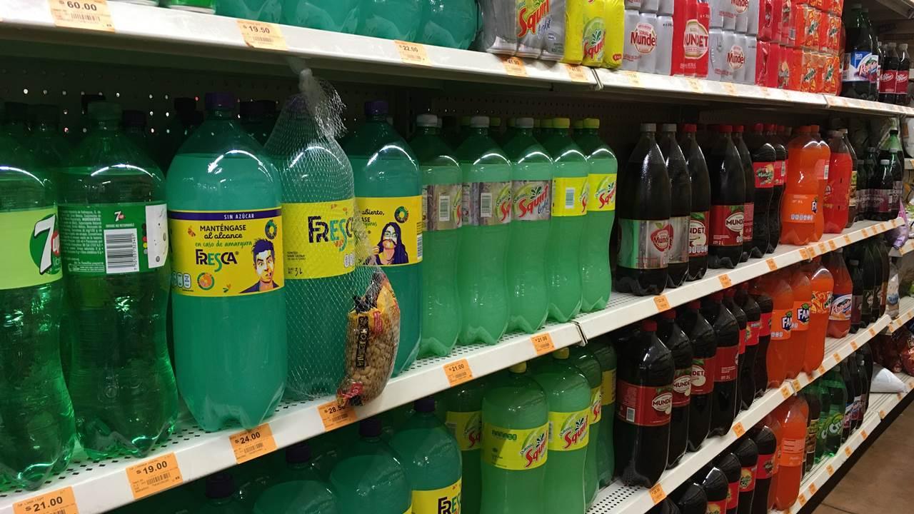 La industria de bebidas es de la más afectadas por Covid-19 y nuevo etiquetado