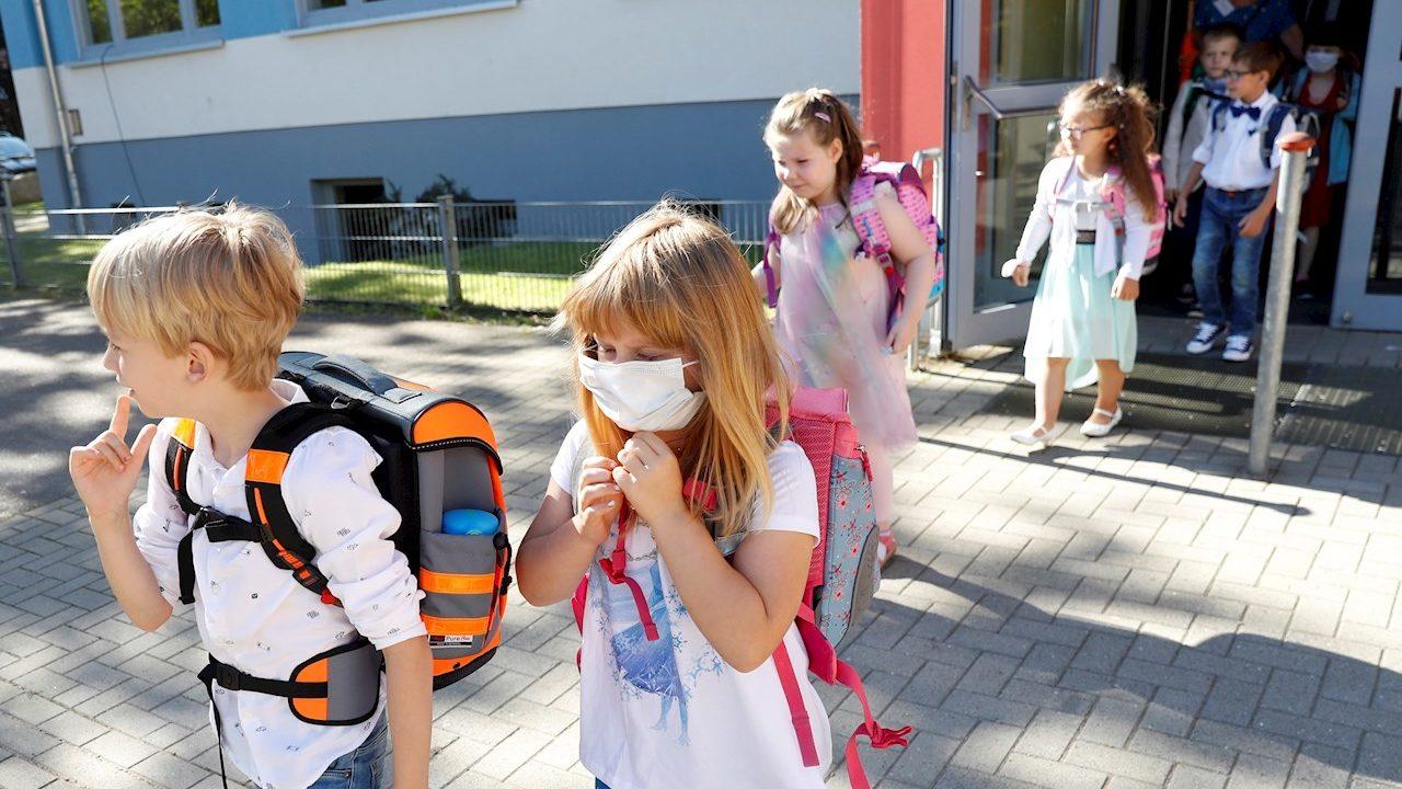 Así regresarán a clases los alumnos en Alemania pese a pandemia