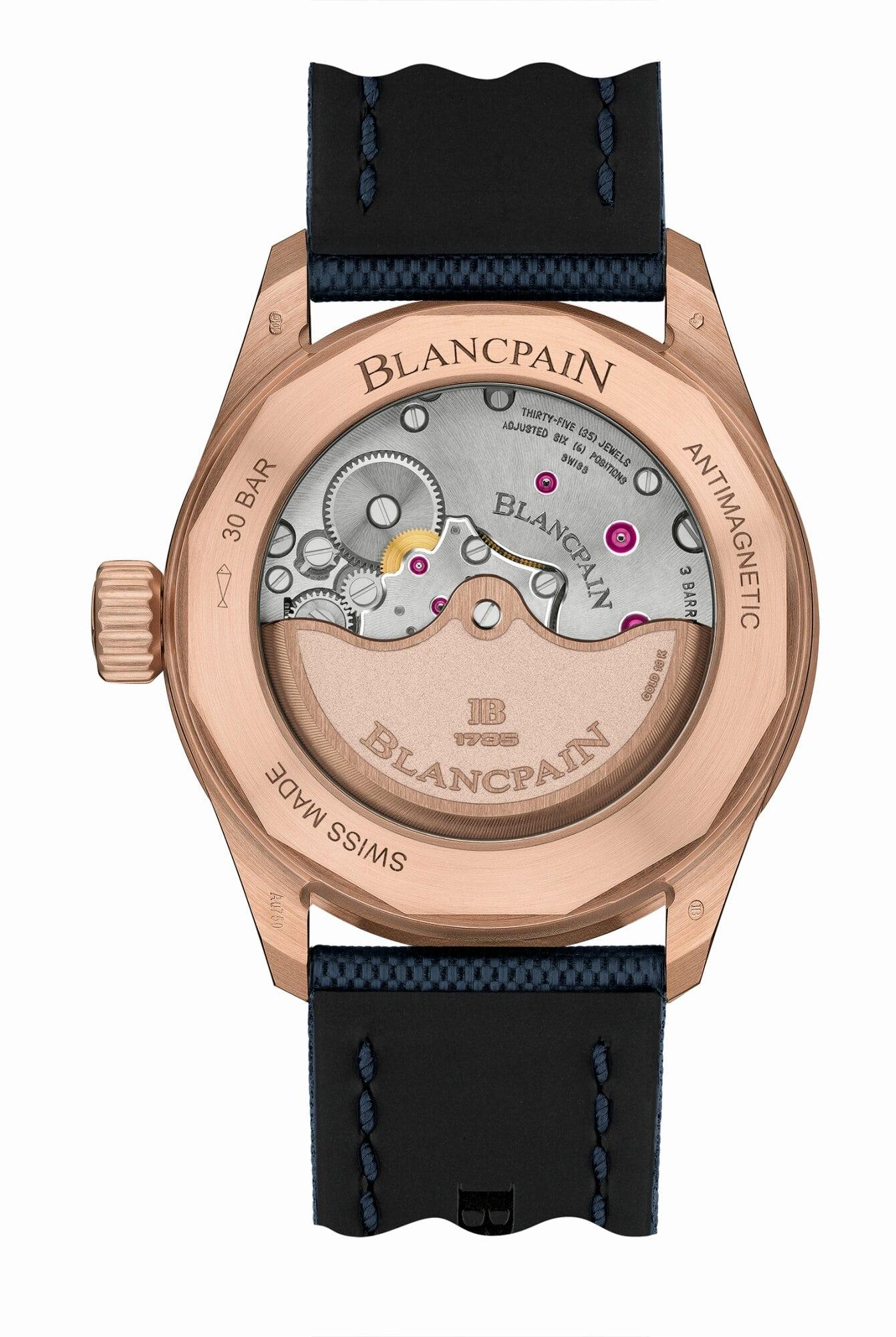 reloj Blancpain Fifty Fathoms