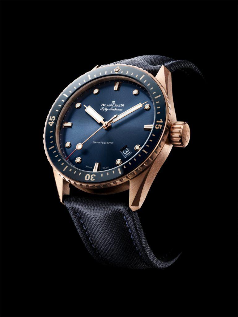 reloj Blancpain Fifty Pathoms