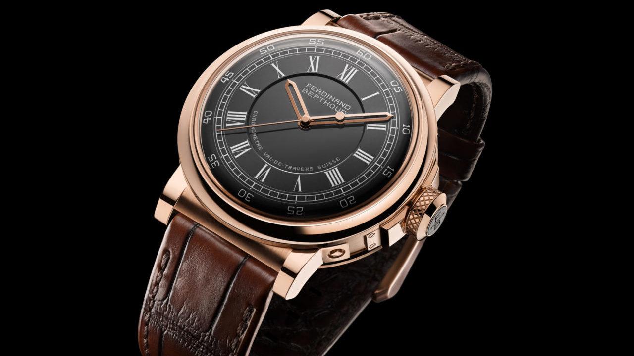 Chronomètre FB 2RE: La nueva hazaña mecánica de Ferdinand Berthoud