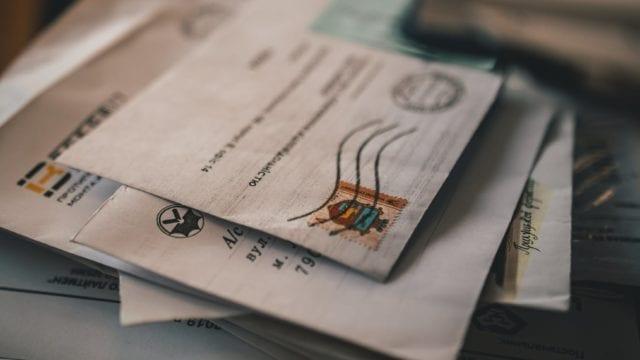 Servicio postal EU