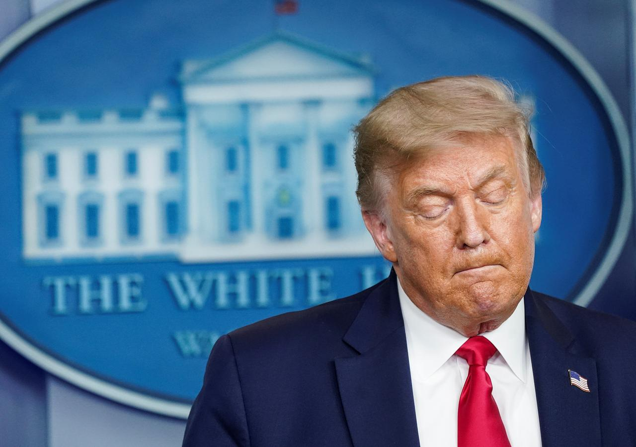 Sobrina de Donald Trump demanda al presidente y familia por fraude