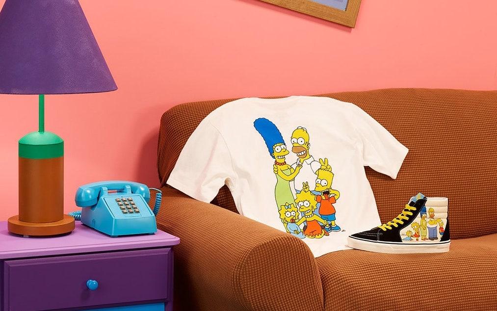 Vans Los Simpson