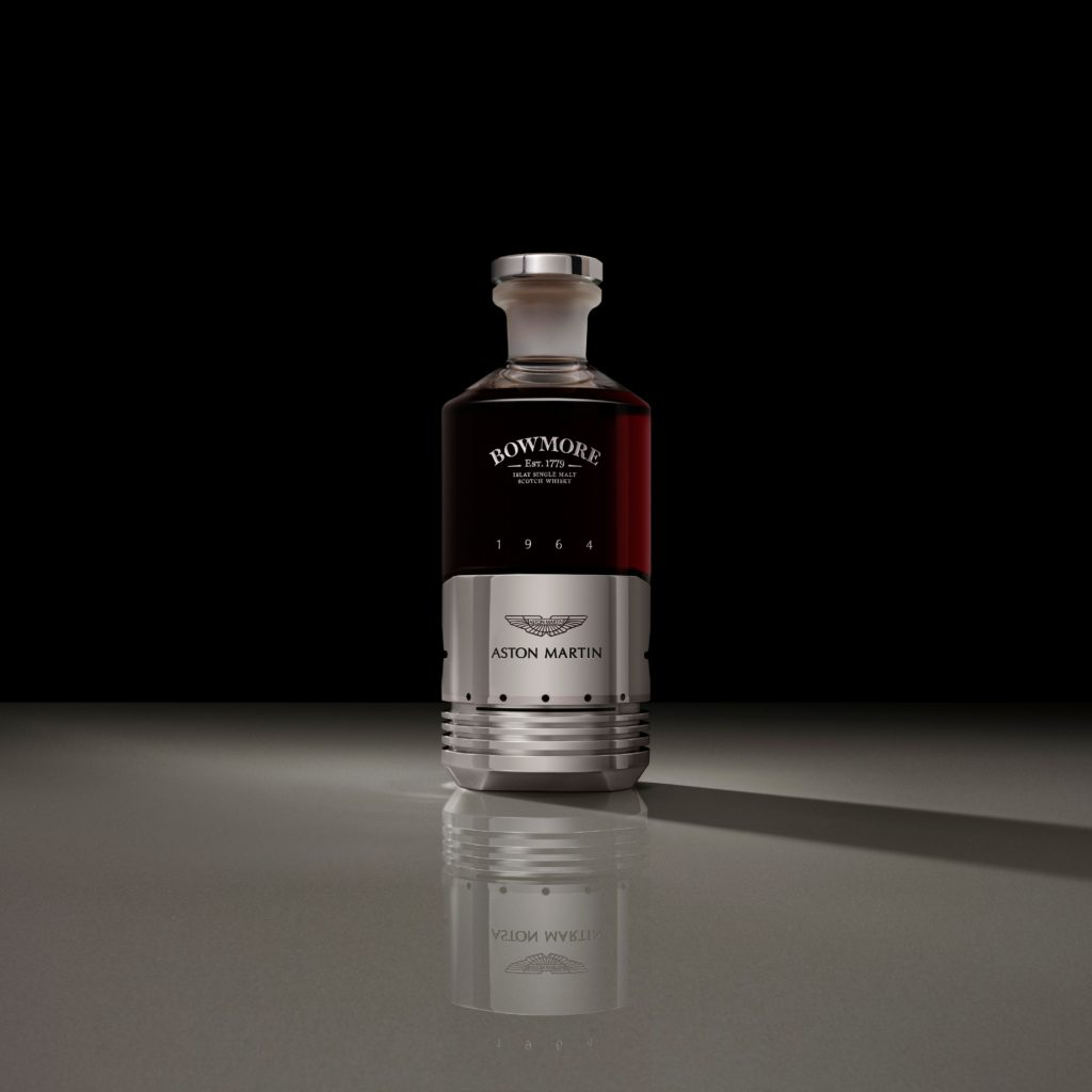 whisky Aston Martin