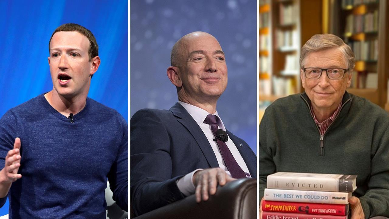 'Billionaires' de Wall Street aumentan su riqueza 40% en la pandemia