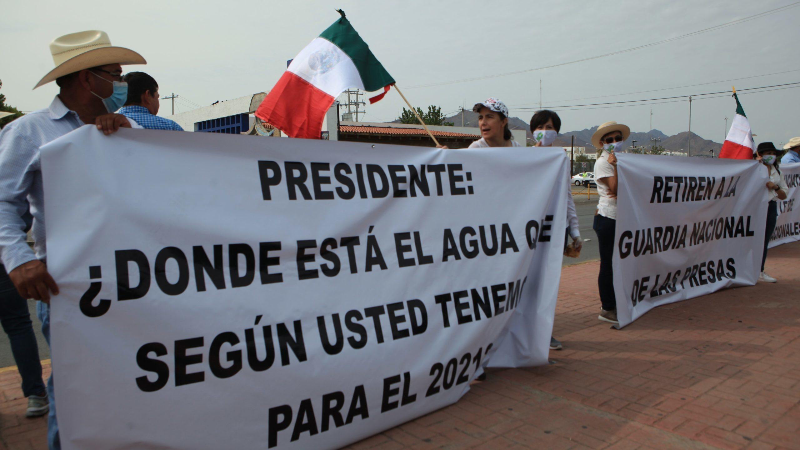 Los 3 puntos clave del conflicto del agua en México por el tratado con EU