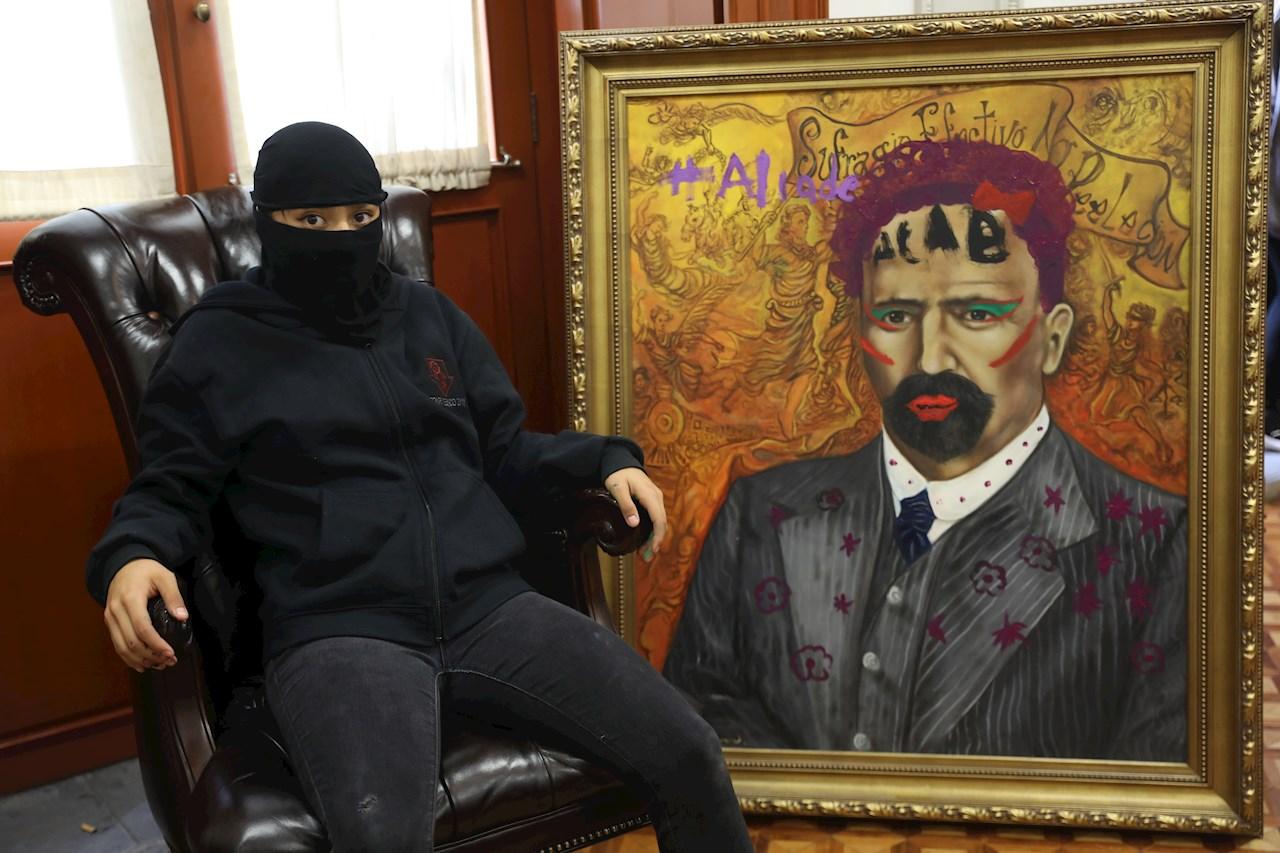 Pintura Madero