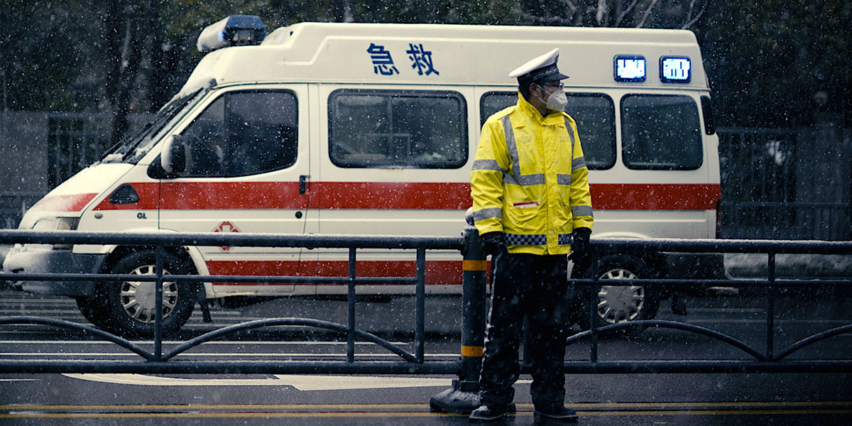 TIFF 2020 Documental coronavirus Wuhan 76 Days