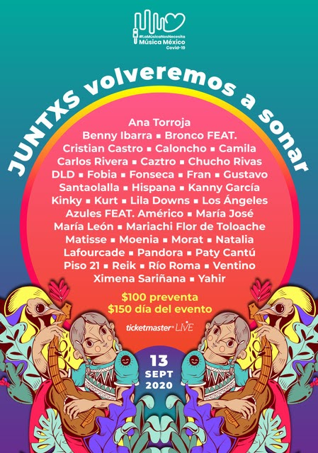 Música México