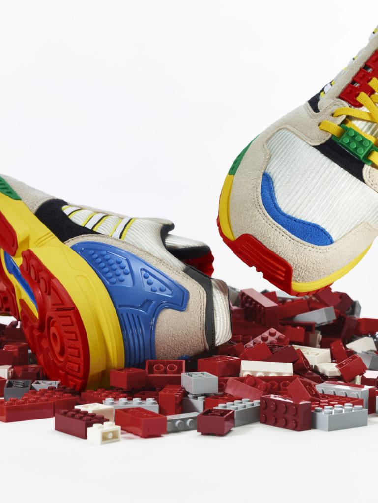 Adidas sneakers LEGO
