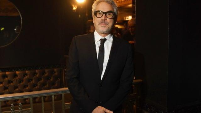 El Festival de Cine de Nueva York Alfonso Cuarón