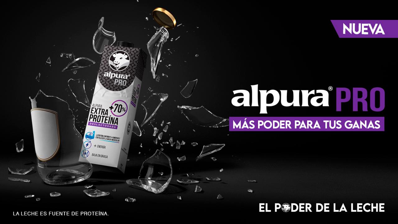 Alpura Pro, la nueva línea de Leches de alpura