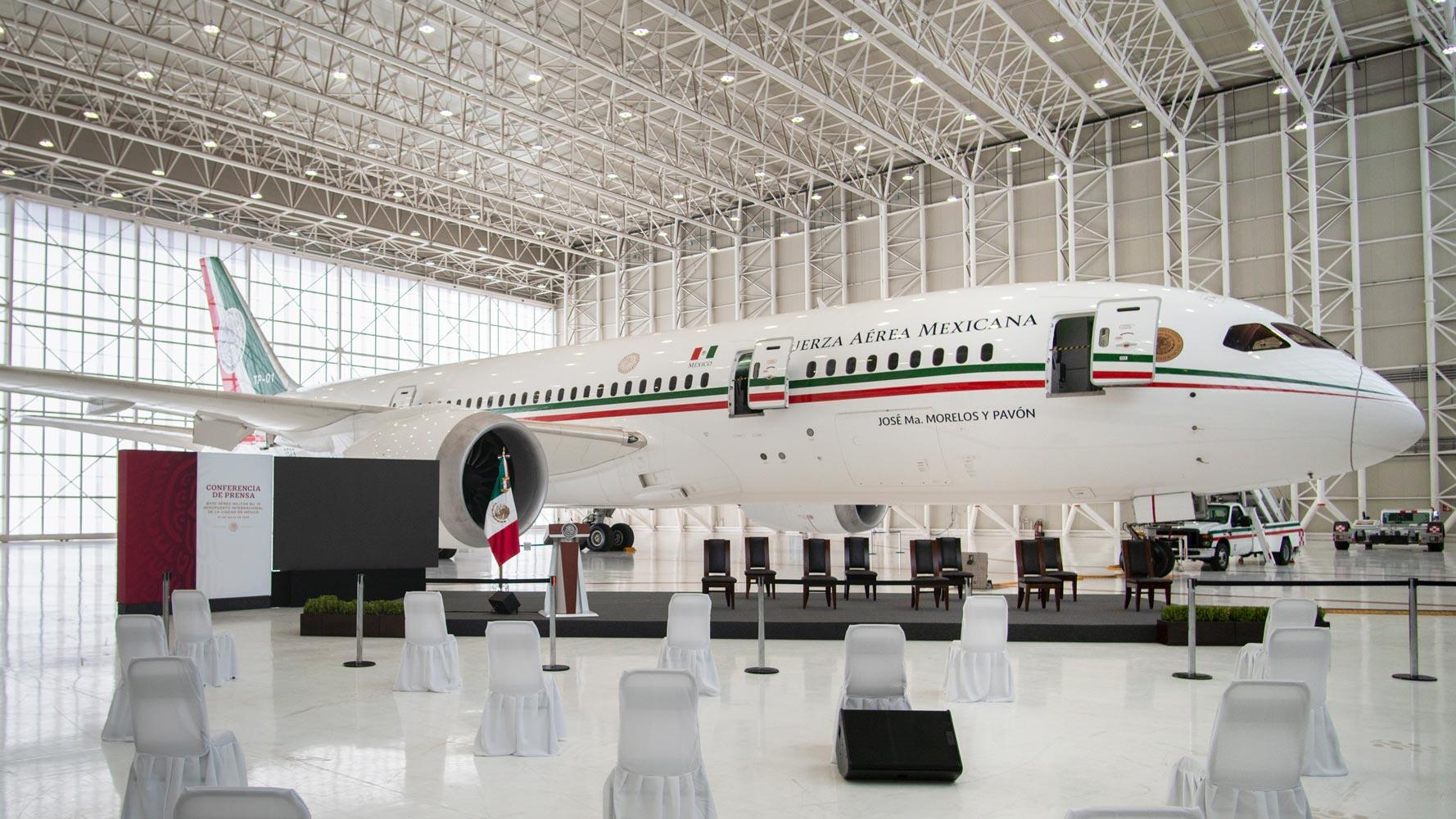 De JLP a Peña, México gastó 2,640 mdd en aviones y helicópteros al servicio del Estado
