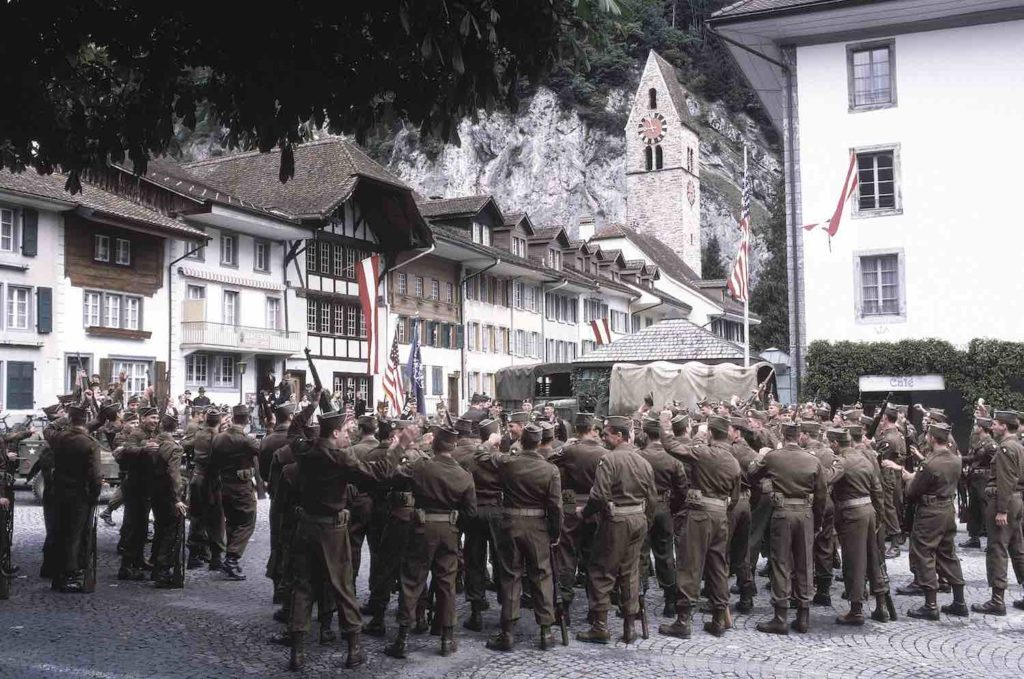 Band of brothers HBO