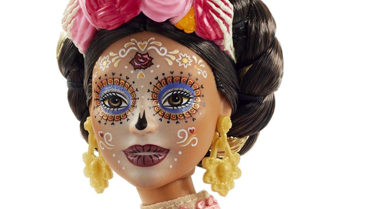 Barbie presenta espectacular edición especial del Día de Muertos