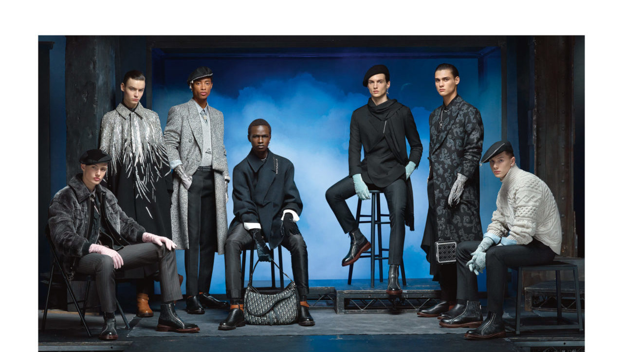 Dior le rinde homenaje al ícono del punk, Judy Blame, con su nueva campaña