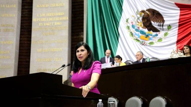 diputada Carolina García Aguilar
