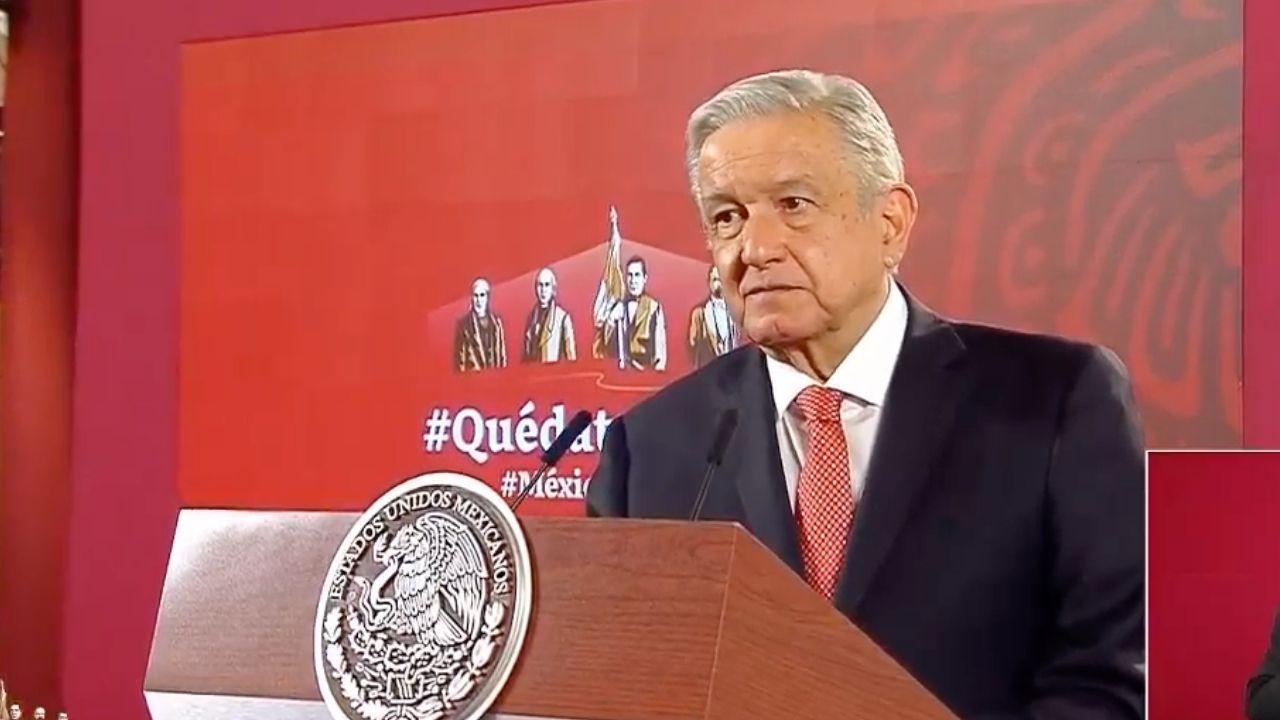 'No habrá aumento de impuestos en 2021', promete López Obrador