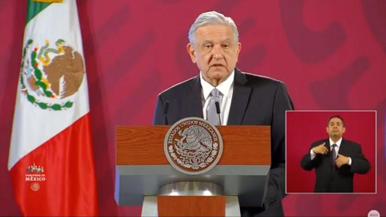 López Obrador define la pregunta para consulta ciudadana sobre juicio a expresidentes