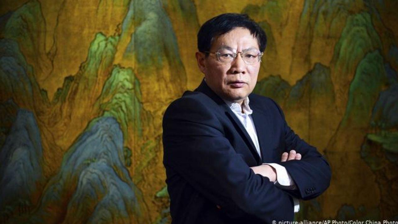 Ren Zhiqiang China Xi Jinping