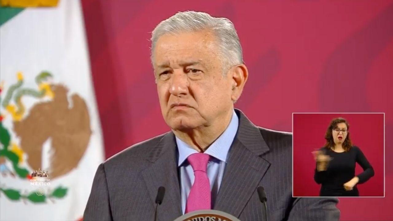 AMLO arremete contra Bloomberg con datos de crecimiento económico en México