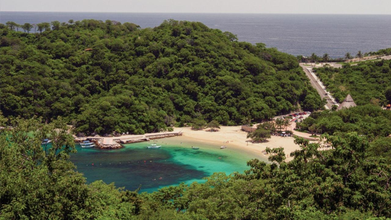 Reporte Regional | Bahías de Huatulco: paraíso sustentable