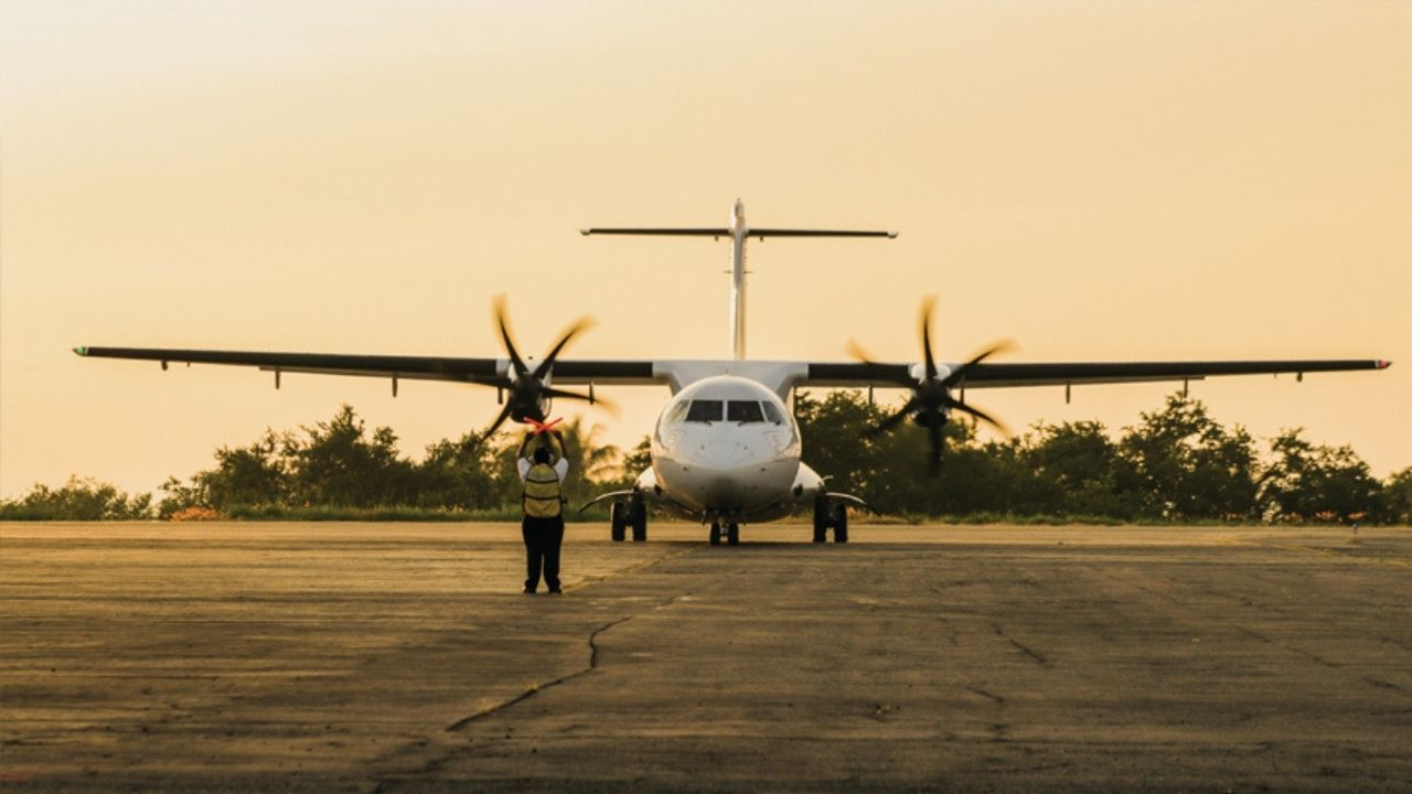 Aeropuertos de Oaxaca