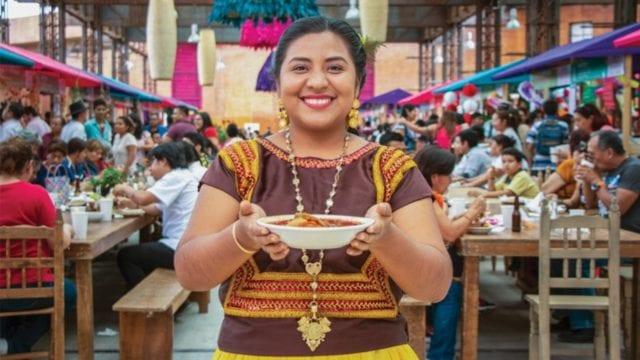 Oaxaca comida gastronomia