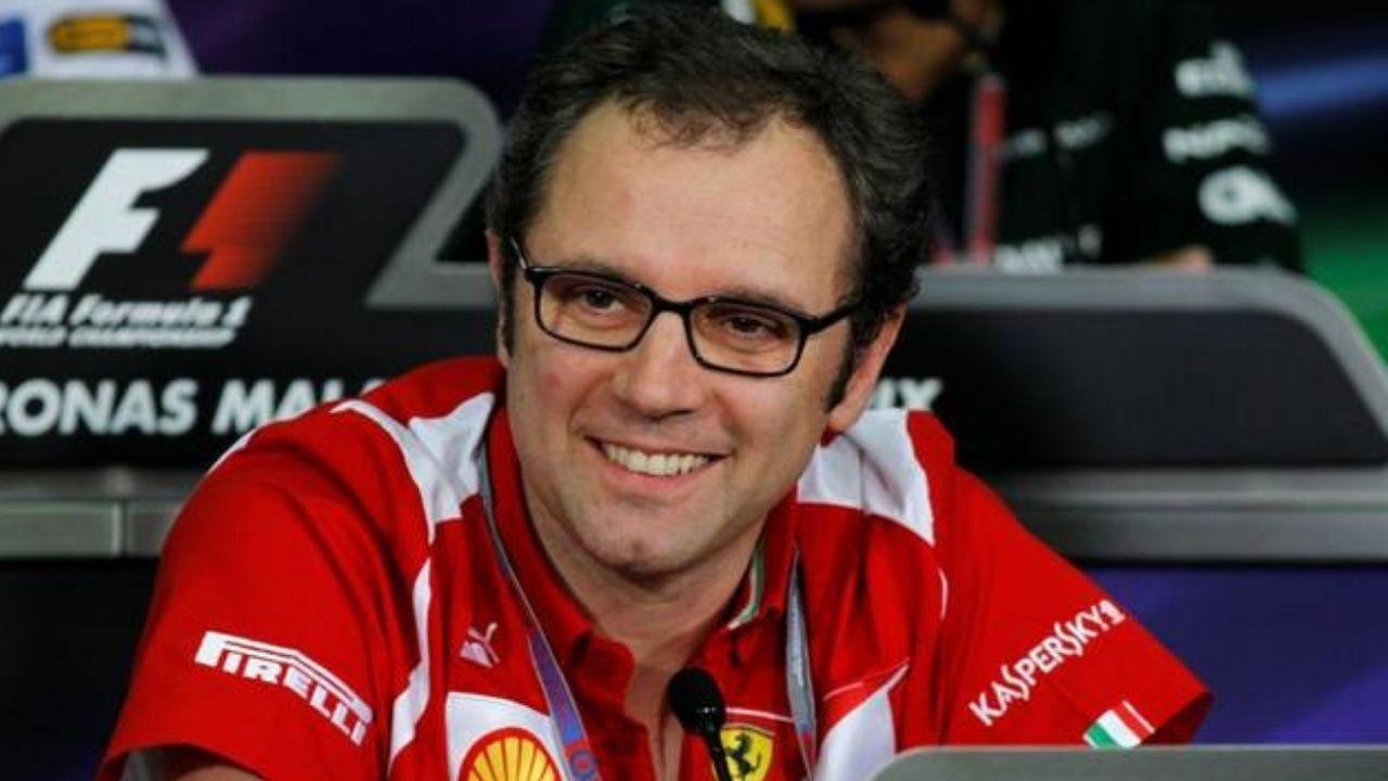 Stefano Domenicali, exjefe de Ferrari, nuevo CEO de la Fórmula 1