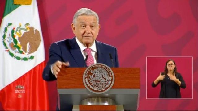 AMLO consulta de juicio a expresidentes