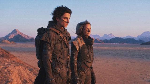 Dune Timothée Chalamet películas Estas son las películas más esperadas del 2021