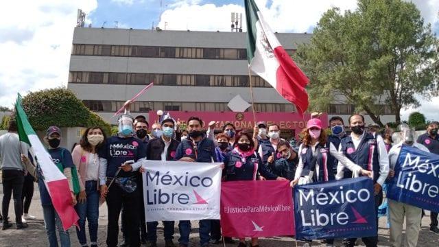 Felipe Calderón México Libre