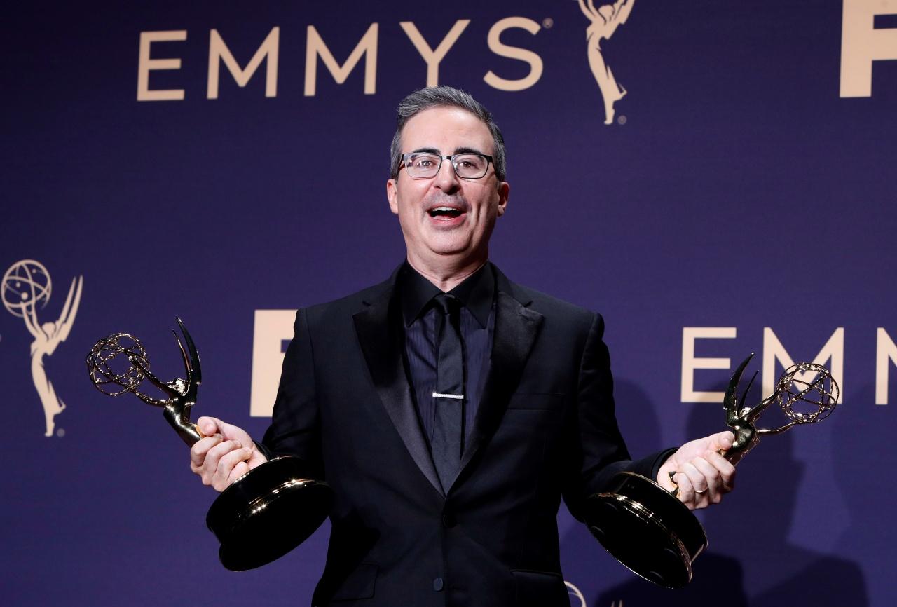 Principales ganadores de la 72 edición de los Emmy