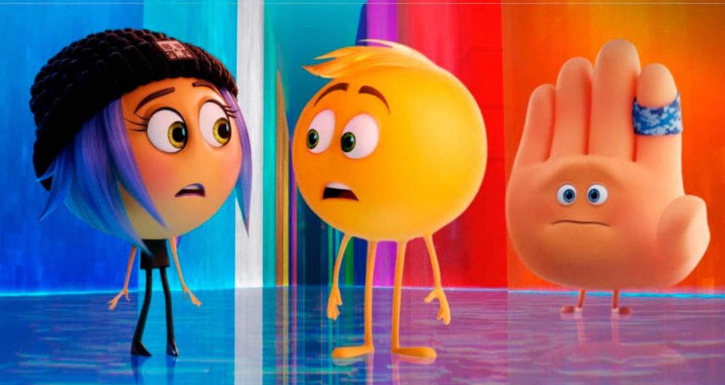 Emoji la película Netflix más vista