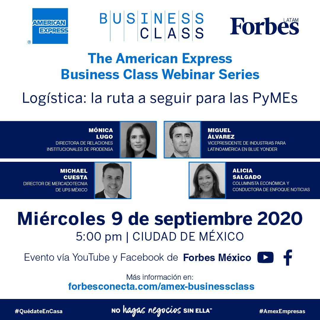 AMEX Business Class | Logística: la ruta a seguir para las Pymes