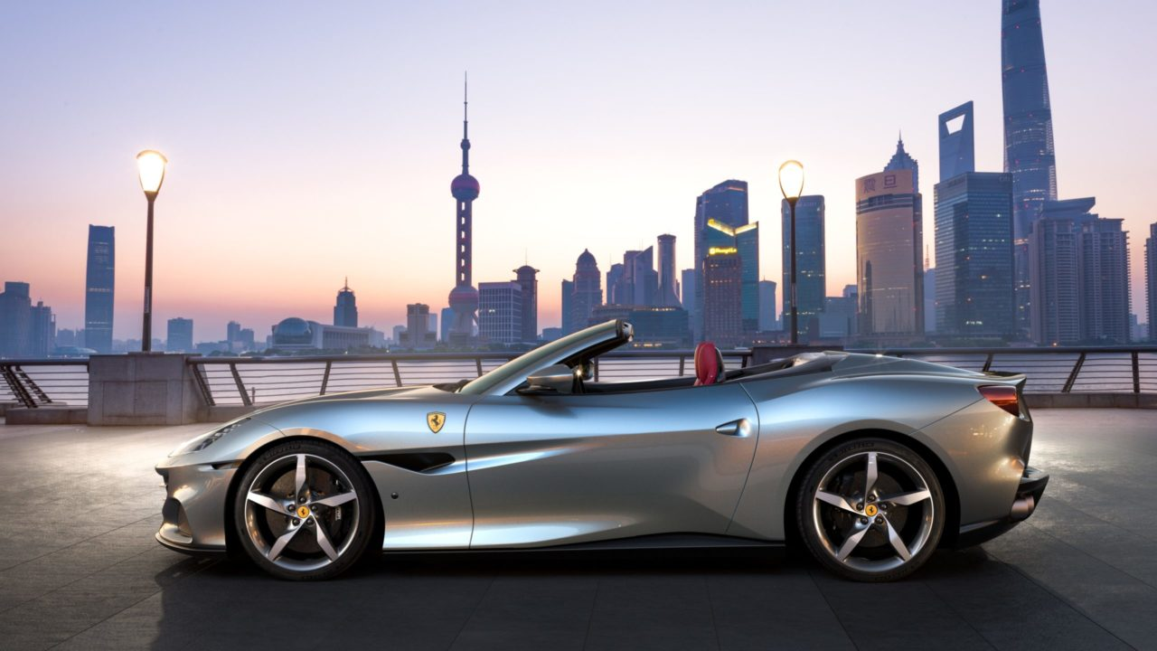 Ferrari Portofino M: Descubre la nueva apuesta de la marca italiana