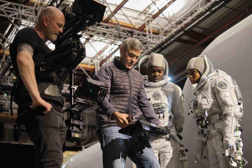 George Clooney Cielo de medianoche Netflix