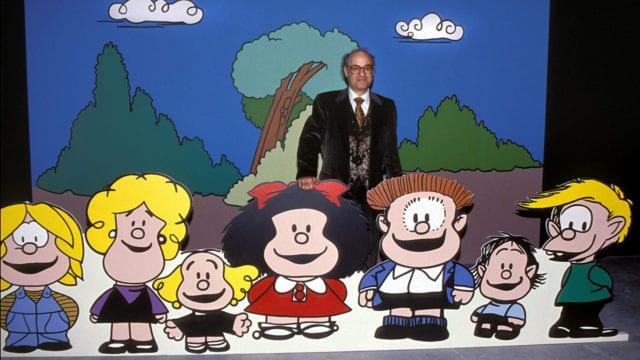 QUINO Mafalda