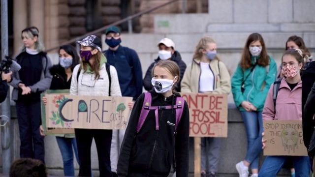 Greta Thunberg_cambio_climático_manifestaciones_