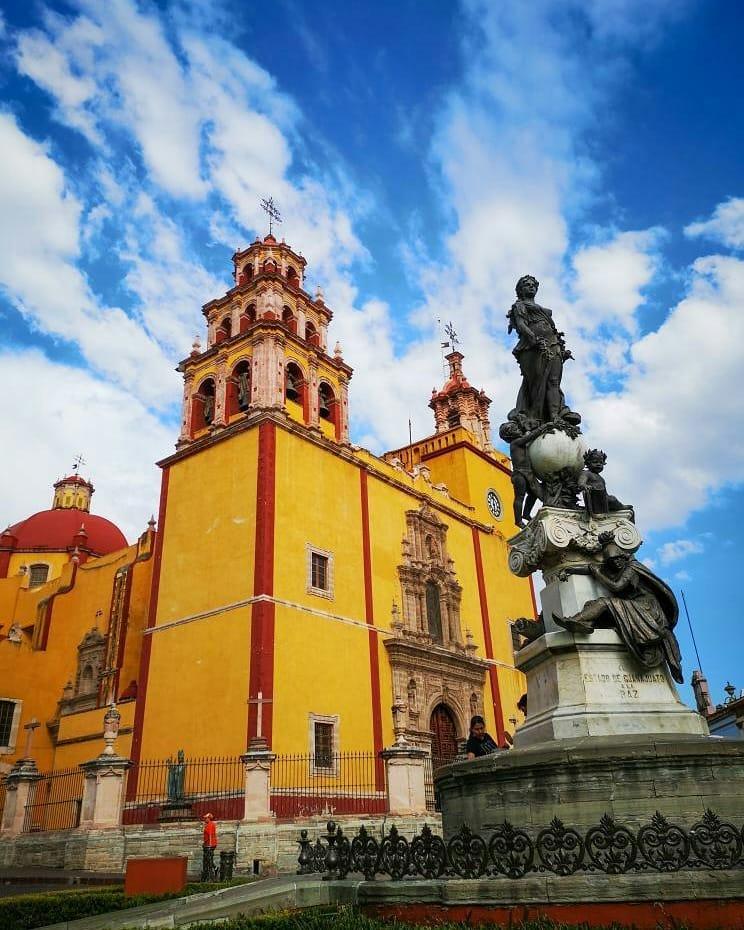ciudad Guanajuato Capital