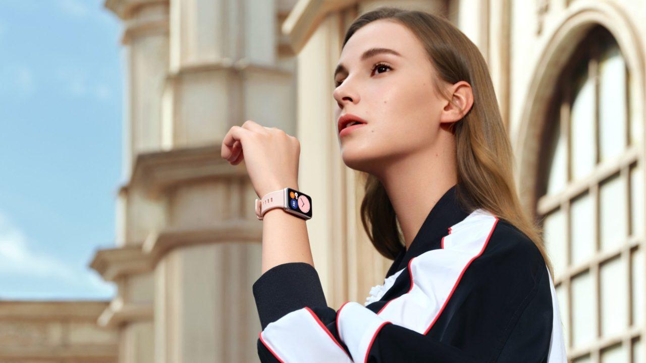 Huawei smartwatch deportivo