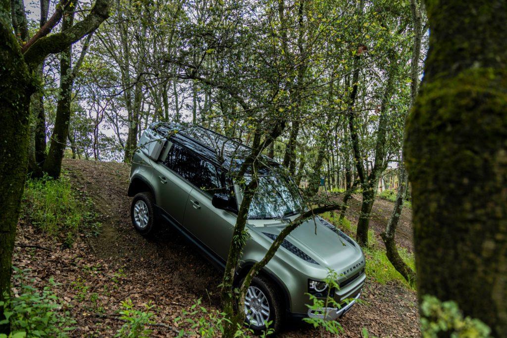 Land Rover Defender todoterreno